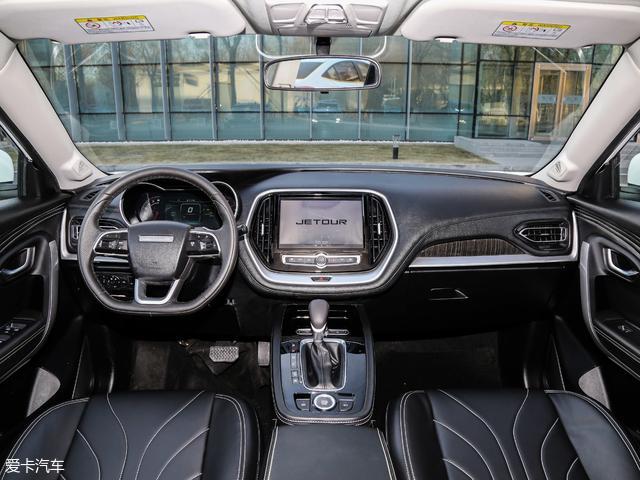 有望2019年上市 捷途X70中型SUV将推纯电版