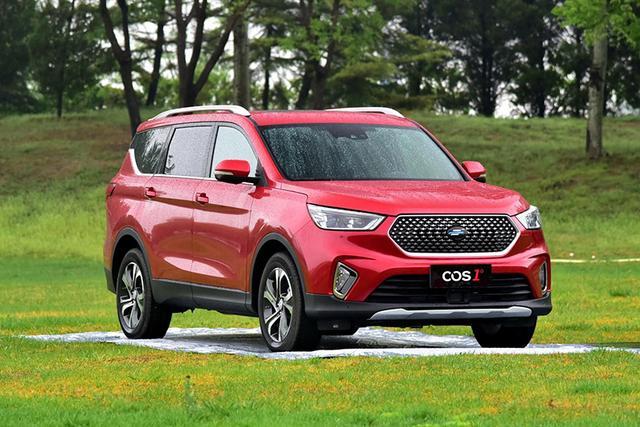 预售12.98万/8月上市 欧尚COS1°将推4款个性车型